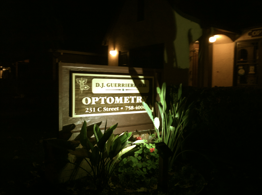 Dr. Guerierri's Optometry Office, Davis, CA 2012 - Talbott Solar & Radiant Homes